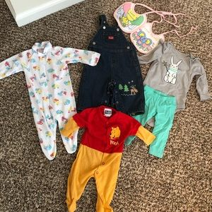 Other - Baby bundle of clothes